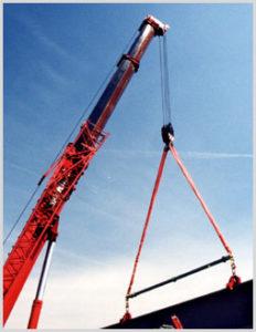 crane balance load